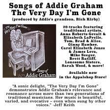 Songs of Addie Graham