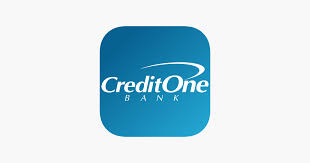 credit one bank mobile on the app