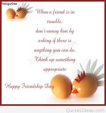 poem quote happy friendship day image