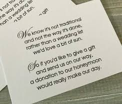 wedding poems asking for money bride