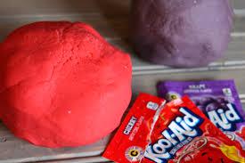 homemade kool aid play dough my