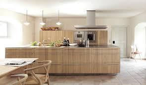 la madera en la cocina bulthaup