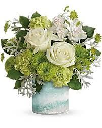 teleflora s seaside roses bouquet in