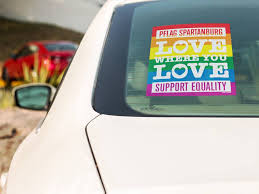 Hey Ya Ll Did You Get Your Car Decal At Pflag Spartanburg Sc Facebook