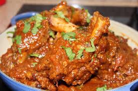 madras lamb curry varanda