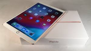 iPad Air 3 (2019) Gold Unboxing & First ...