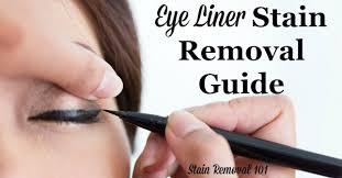 eye liner sn removal guide