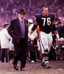 John Johnson Chicago Bears 1963-68 and New York Giants 1969. | Chicago  bears football, Chicago sports teams, Nfl coaches