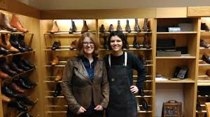 Bespoke Shoes Unlaced : Northampton part 2: Adele Williamson and R.E.Tricker