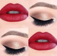 9 amazing makeup tips for golden dress