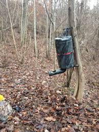barrel deer feeder cky hunting