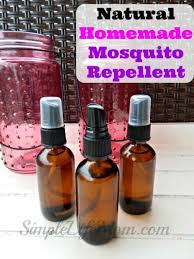 natural homemade mosquito repellent