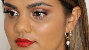 daniel wellington inspired makeup