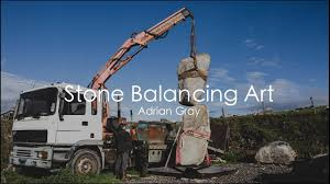 The Art of Stone Balancing - Adrian Gray - YouTube