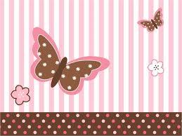 Kit Imprimible Mariposas Tarjetas Cumple Nena Invitaciones 26