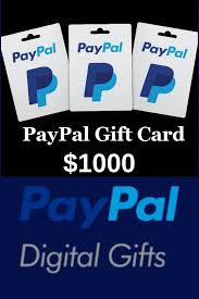 Win a $1000 PayPal Gift Card Giveaway !!!! It's trusted, easy to ...