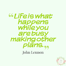 john lennon quote about life today quotes