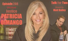 """Justice Patricia DiMango of """"Hot Bench"""" Holds Court"""