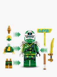 LEGO Ninjago 71716 Lloyd Avatar Arcade Pod in 2020