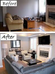budget friendly living room makeover