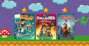 Books For Gamers 16 Fiction Books About Video Games Harpercollins