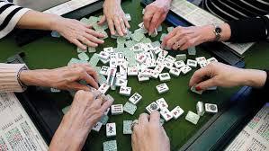 join us for mahjong meetup