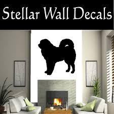 Dogs Working Tibetan Mastiff 2 Wall Decal Wall Sticker Wall Mural Swd