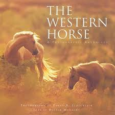the western horse coffee table book a