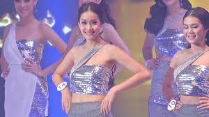นางสาวไทย2559 เดอะเรียลลิตี้ Crown Presentation รอบตัดสิน 3/6 - YouTube