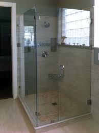 90 degree glass shower enclosures