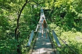 swinging bridge columbus junction