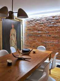 how to paint an interior brick wall