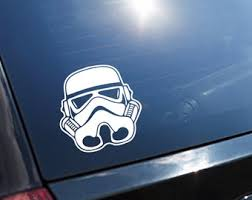 Stormtrooper Decal Etsy