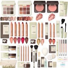 kiko green me makeup collection with