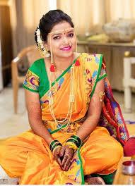 marathi brahmin bridal makeup