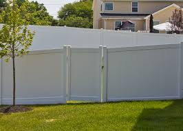 Most Popular White Vinyl Fence Is The Tongue And Groove Privacy Proves It Works For Every Backyard White Vinyl Fence Vinyl Fence White Vinyl