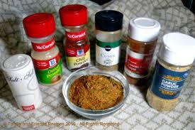 homemade chili seasonings mix family