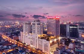 prince palace hotel bangkok thailand