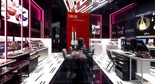 la nouvelle boutique makeup dior