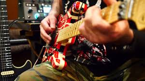 Sweet sound Eddie VAN HALEN ERUPTION - YouTube