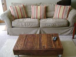 this is build rustic coffee table plans