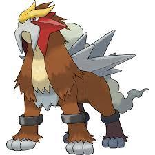 Entei (Pokémon) - Bulbapedia, the community-driven Pokémon ...