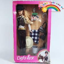 Búp bê Defe Lucy - cưỡi ngựa KA158 - Đồ Chơi Trẻ Em