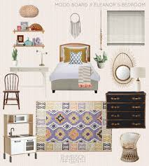 A Global Boho Girls Bedroom One Room Challenge Week 1 Emmerson And Fifteenth