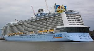 spectrum of the seas itinerary cur