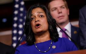Rep. Pramila Jayapal—'They Could Hear Their Children Screaming for Them in  the Next Room' | The Nation