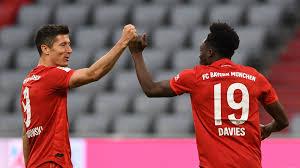 Bayern Monaco-Fortuna Dusseldorf 5-0: continua il dominio, doppio ...