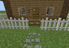 How To Make A Fence In Minecraft Wowkia Com
