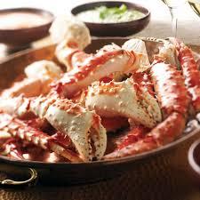 Alaska Red King Crab Legs & Claws ...