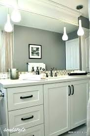 alluring hanging bathroom light